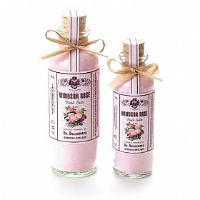 Windsor Rose Bath Salts Large